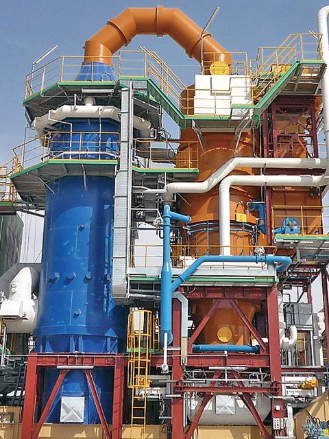 株式会社プランテック バーチカル炉