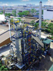 PLANTEC Vertical Combustor